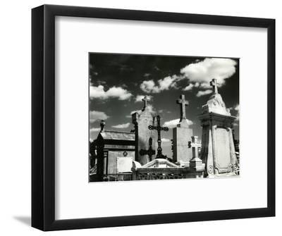 Tombstone, 1960-Brett Weston-Framed Photographic Print