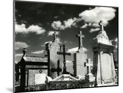 Tombstone, 1960-Brett Weston-Mounted Photographic Print