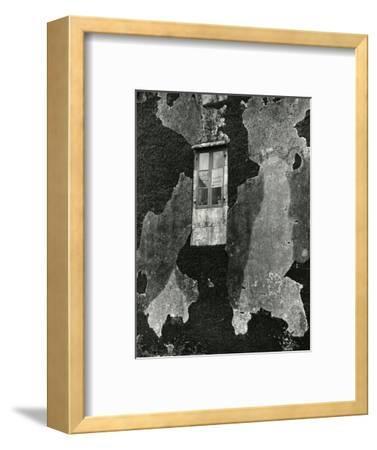 Window, Europe, 1971-Brett Weston-Framed Photographic Print