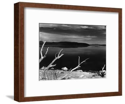 Mono Lake, California, 1955-Brett Weston-Framed Photographic Print