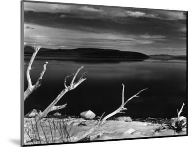 Mono Lake, California, 1955-Brett Weston-Mounted Photographic Print