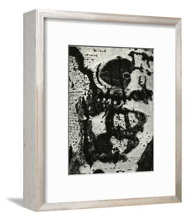Tree Bark, 1972-Brett Weston-Framed Photographic Print