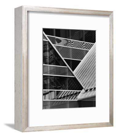 Building Reflection, c. 1980-Brett Weston-Framed Photographic Print