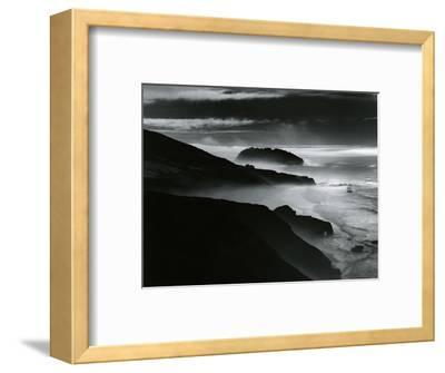 Coast, Big Sur, California, 1981-Brett Weston-Framed Photographic Print