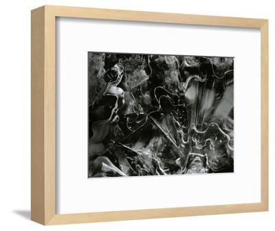 Ice Formation, c. 1960-Brett Weston-Framed Photographic Print