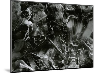 Ice Formation, c. 1960-Brett Weston-Mounted Photographic Print