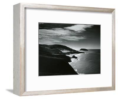 Fog, Big Sur, 1963-Brett Weston-Framed Photographic Print