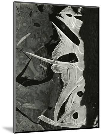 Ice Formation, 1975-Brett Weston-Mounted Photographic Print