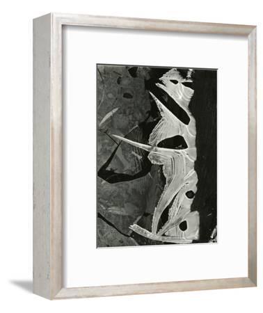 Ice Formation, 1975-Brett Weston-Framed Photographic Print