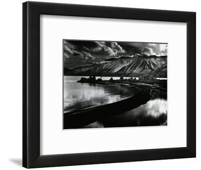 Mono Lake, California, 1958-Brett Weston-Framed Photographic Print