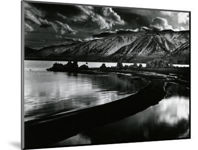 Mono Lake, California, 1958-Brett Weston-Mounted Photographic Print