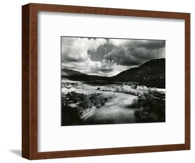 Landscape, Carmel Valley, 1952-Brett Weston-Framed Photographic Print