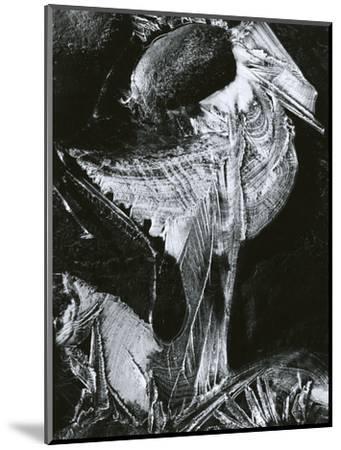 Ice and Rock, Oregon, 1968-Brett Weston-Mounted Photographic Print