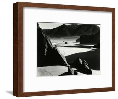 Garrapata Beach, California, 1954-Brett Weston-Framed Photographic Print