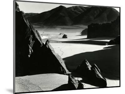 Garrapata Beach, California, 1954-Brett Weston-Mounted Photographic Print