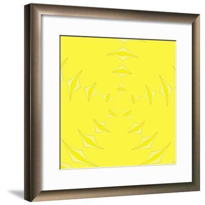 arabesque #19,2019-Alex Caminker-Framed Giclee Print