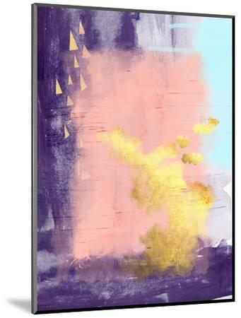Bright Abstract-Urban Epiphany-Mounted Art Print