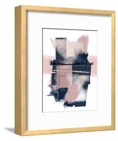 Juxtaposed Reality 1-Urban Epiphany-Framed Art Print