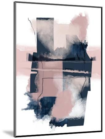 Juxtaposed Reality 1-Urban Epiphany-Mounted Art Print