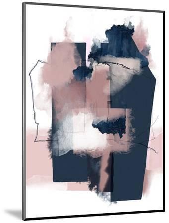 Juxtaposed Reality 2-Urban Epiphany-Mounted Art Print