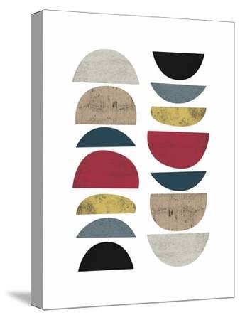 Mid Century Safari A-Urban Epiphany-Stretched Canvas Print