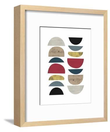 Mid Century Safari A-Urban Epiphany-Framed Art Print