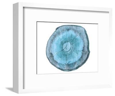 Rings Of Ages 2-Sheldon Lewis-Framed Art Print