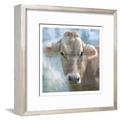 Bessie-Kimberly Allen-Framed Art Print
