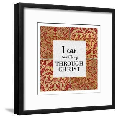All Things 2 v2-Kimberly Allen-Framed Art Print