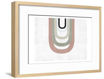 Qunatum Loop-Sheldon Lewis-Framed Art Print