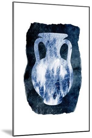 Blue Decor-Sheldon Lewis-Mounted Art Print