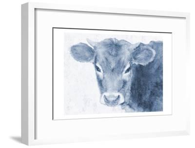 Tone To Tonal Farm Stead-Sheldon Lewis-Framed Art Print