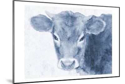Tone To Tonal Farm Stead-Sheldon Lewis-Mounted Art Print