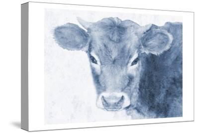 Tone To Tonal Farm Stead-Sheldon Lewis-Stretched Canvas Print