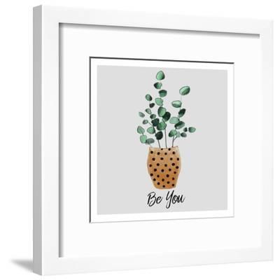 Nurtured Home 1-Boho Hue Studio-Framed Art Print