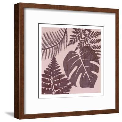 Fern Time 4-Sheldon Lewis-Framed Art Print