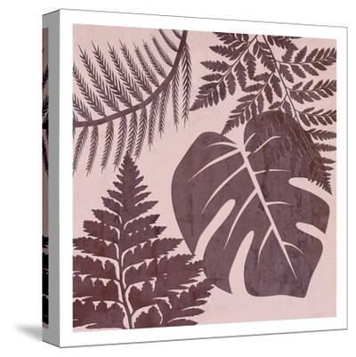 Fern Time 4-Sheldon Lewis-Stretched Canvas Print