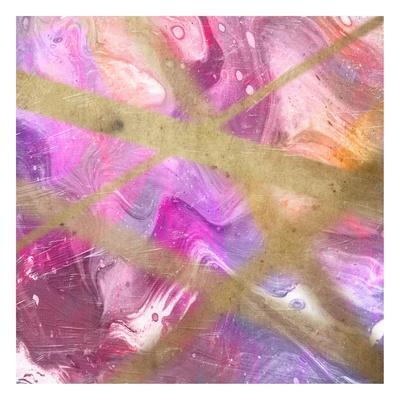 Abstract Vibration-Sheldon Lewis-Framed Art Print