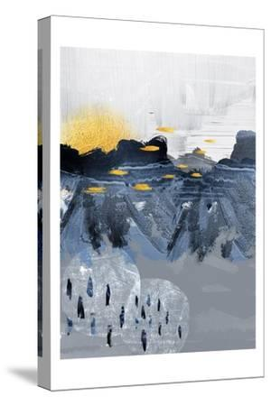 Abstract Landscape-Urban Epiphany-Stretched Canvas Print