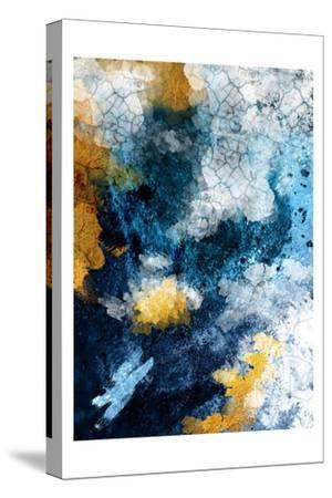 Abstract Conversation-Urban Epiphany-Stretched Canvas Print