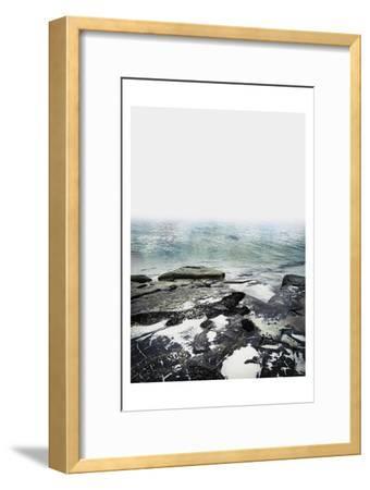 Coastline 1-Urban Epiphany-Framed Art Print