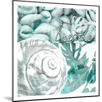 Seaside 4-Kimberly Allen-Mounted Art Print