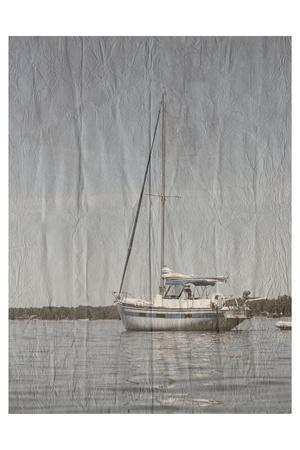 Yacht Club 5-Sheldon Lewis-Framed Photographic Print
