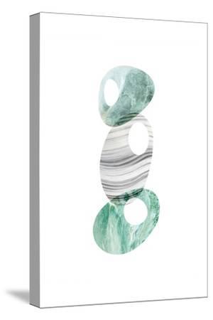 Scandinavian Balance 2-Urban Epiphany-Stretched Canvas Print
