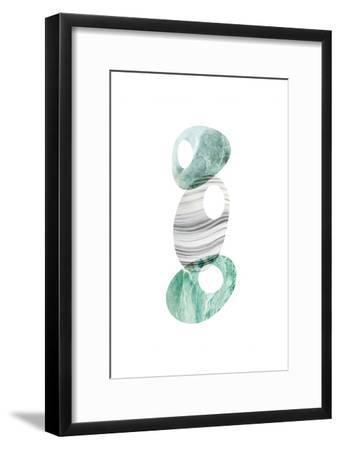 Scandinavian Balance 2-Urban Epiphany-Framed Art Print