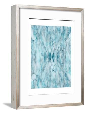Smoking Marble-Sheldon Lewis-Framed Art Print