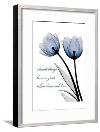 Small Things-Albert Koetsier-Framed Art Print