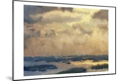 Morning Sky-Kimberly Allen-Mounted Art Print