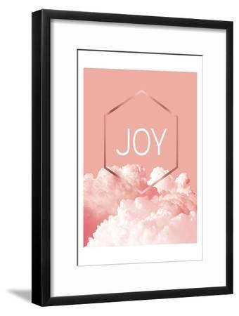 Love Joy Geo 3-Urban Epiphany-Framed Art Print
