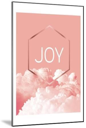 Love Joy Geo 3-Urban Epiphany-Mounted Art Print